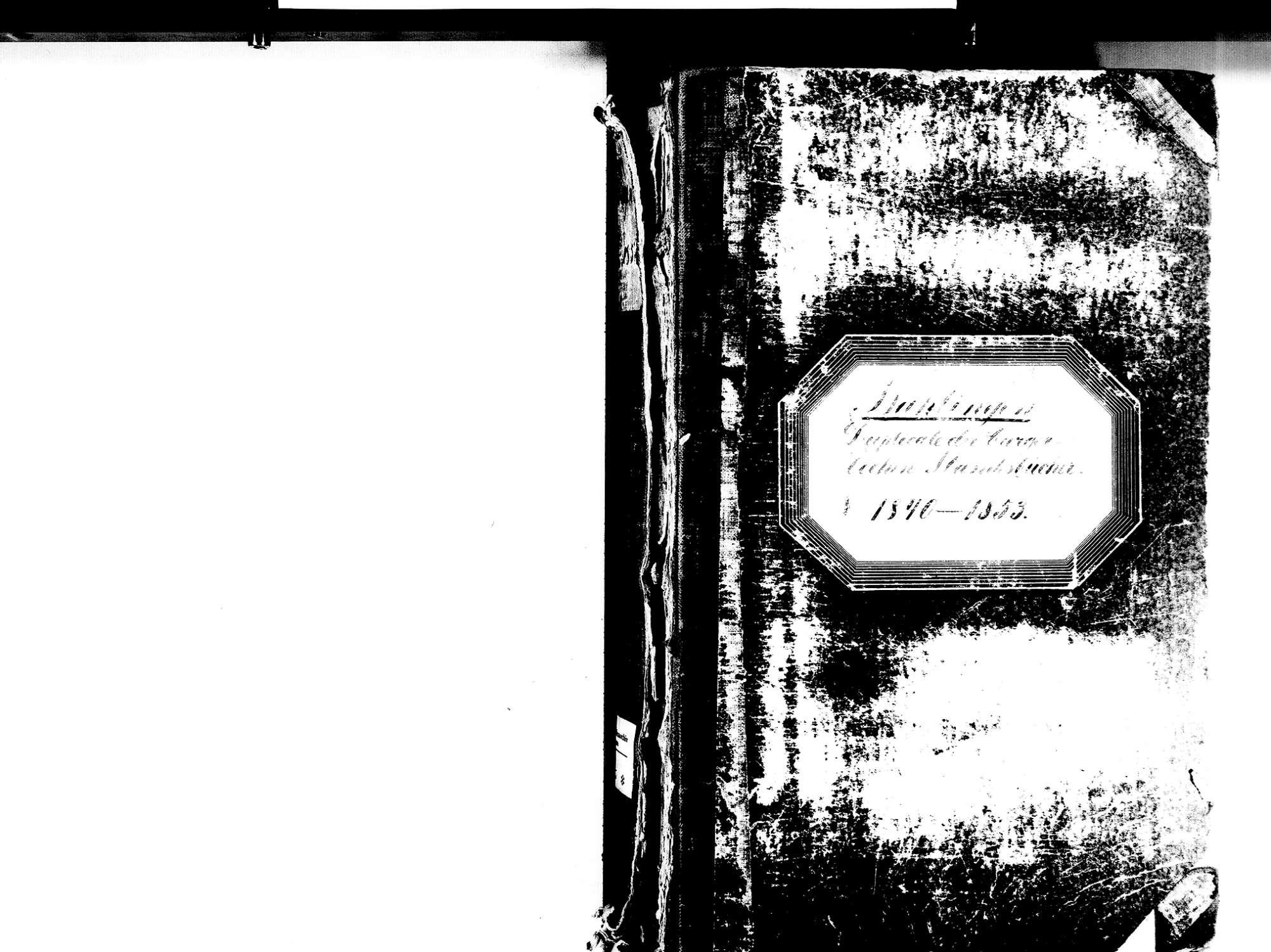 Bahlingen EM; Evangelische Gemeinde: Standesbuch 1840-1853, Bild 2