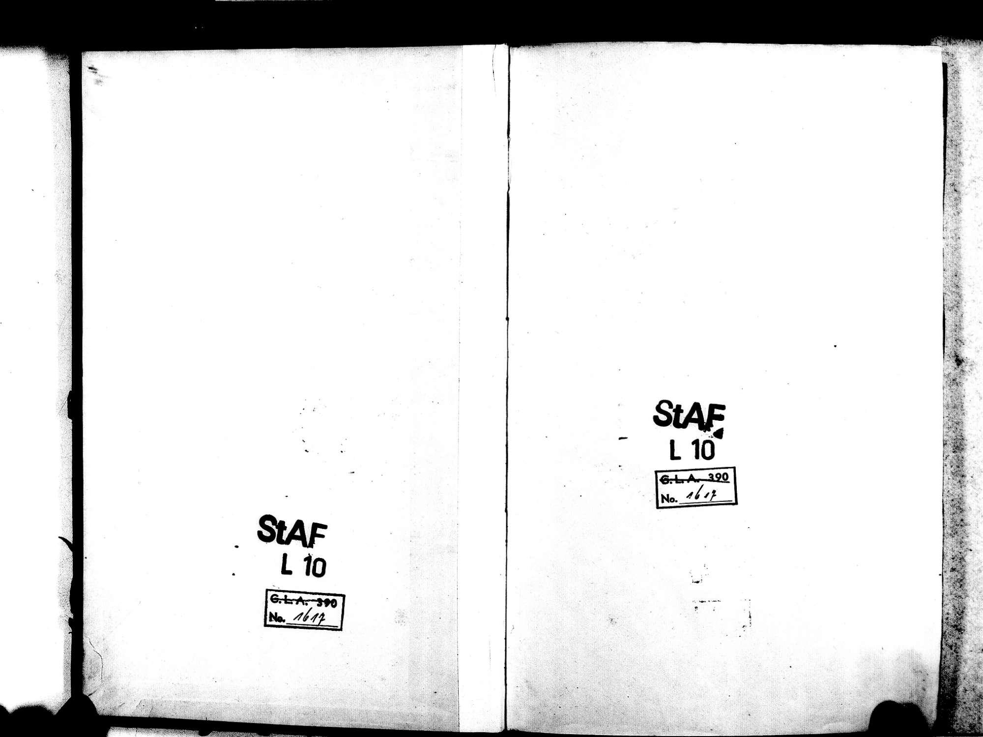 Berghaupten OG; Katholische Gemeinde: Standesbuch 1840-1854 Enthält: Einzelne Evangelische Einträge, Bild 2