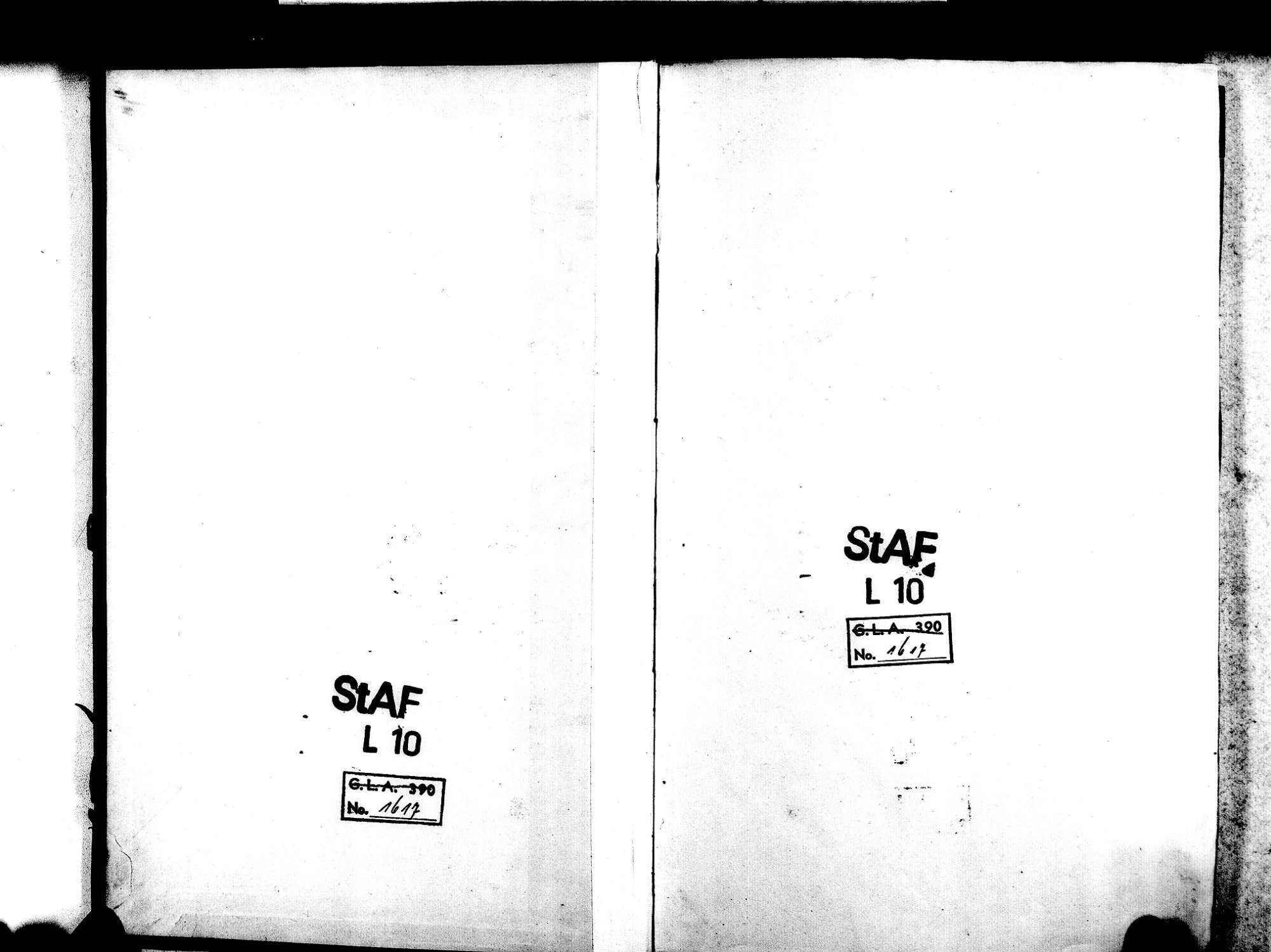 Berghaupten OG; Katholische Gemeinde: Standesbuch 1840-1854 Enthält: Einzelne Evangelische Einträge, Bild 3