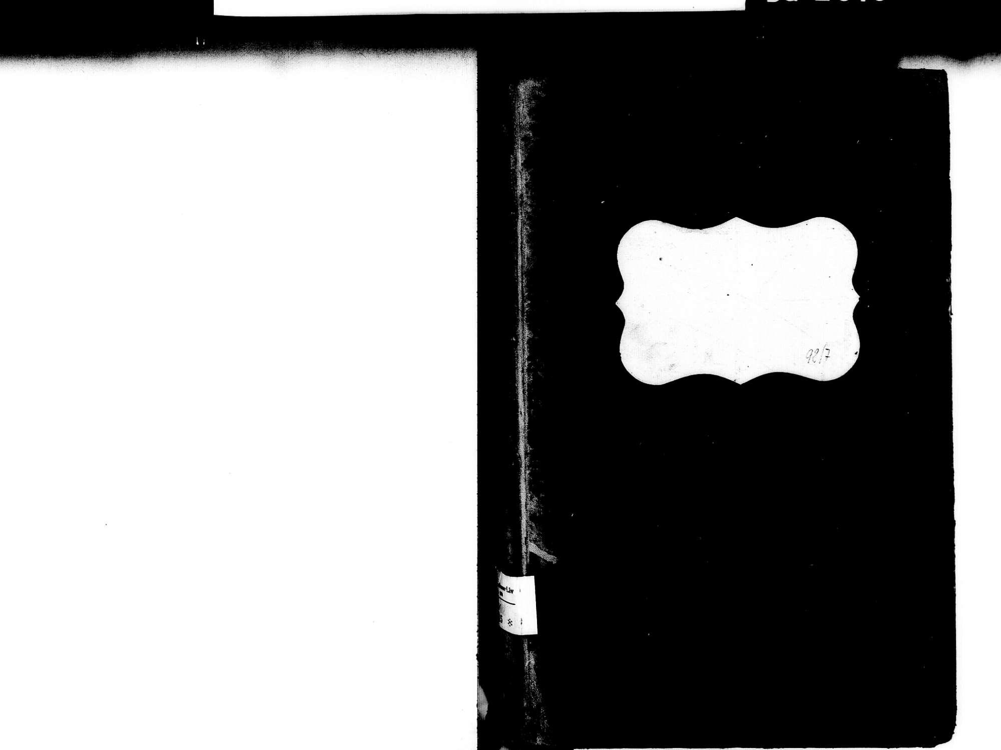 Kenzingen EM; Evangelische Gemeinde: Heiratsbuch 1810-1843 Kenzingen EM; Katholische Gemeinde: Heiratsbuch 1810-1843, Bild 2