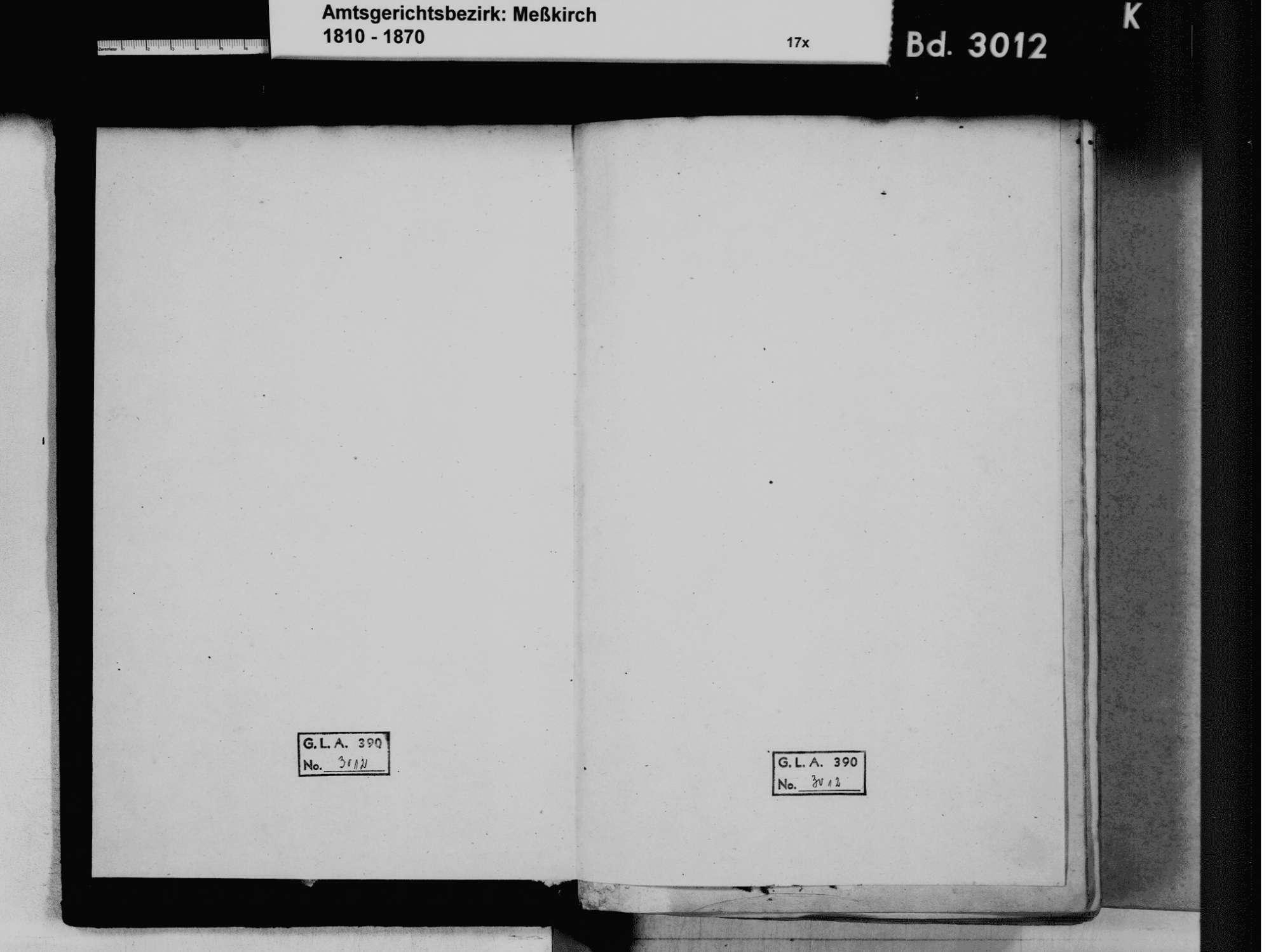Leibertingen SIG; Katholische Gemeinde: Standesbuch 1811-1840, Bild 3