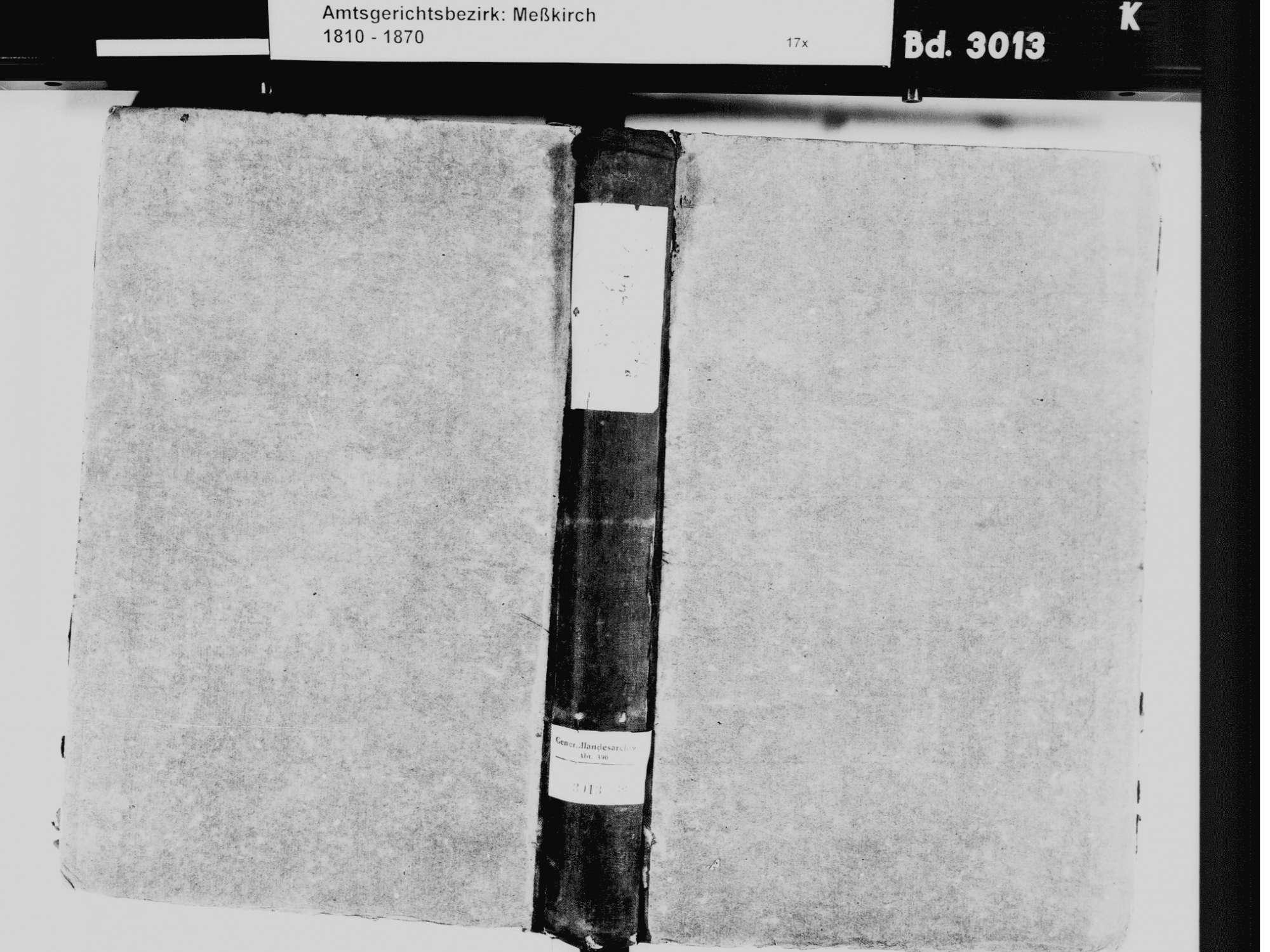 Leibertingen SIG; Katholische Gemeinde: Standesbuch 1841-1861, Bild 2