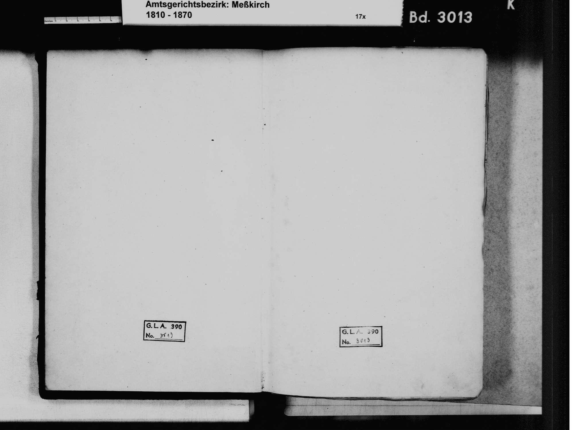 Leibertingen SIG; Katholische Gemeinde: Standesbuch 1841-1861, Bild 3