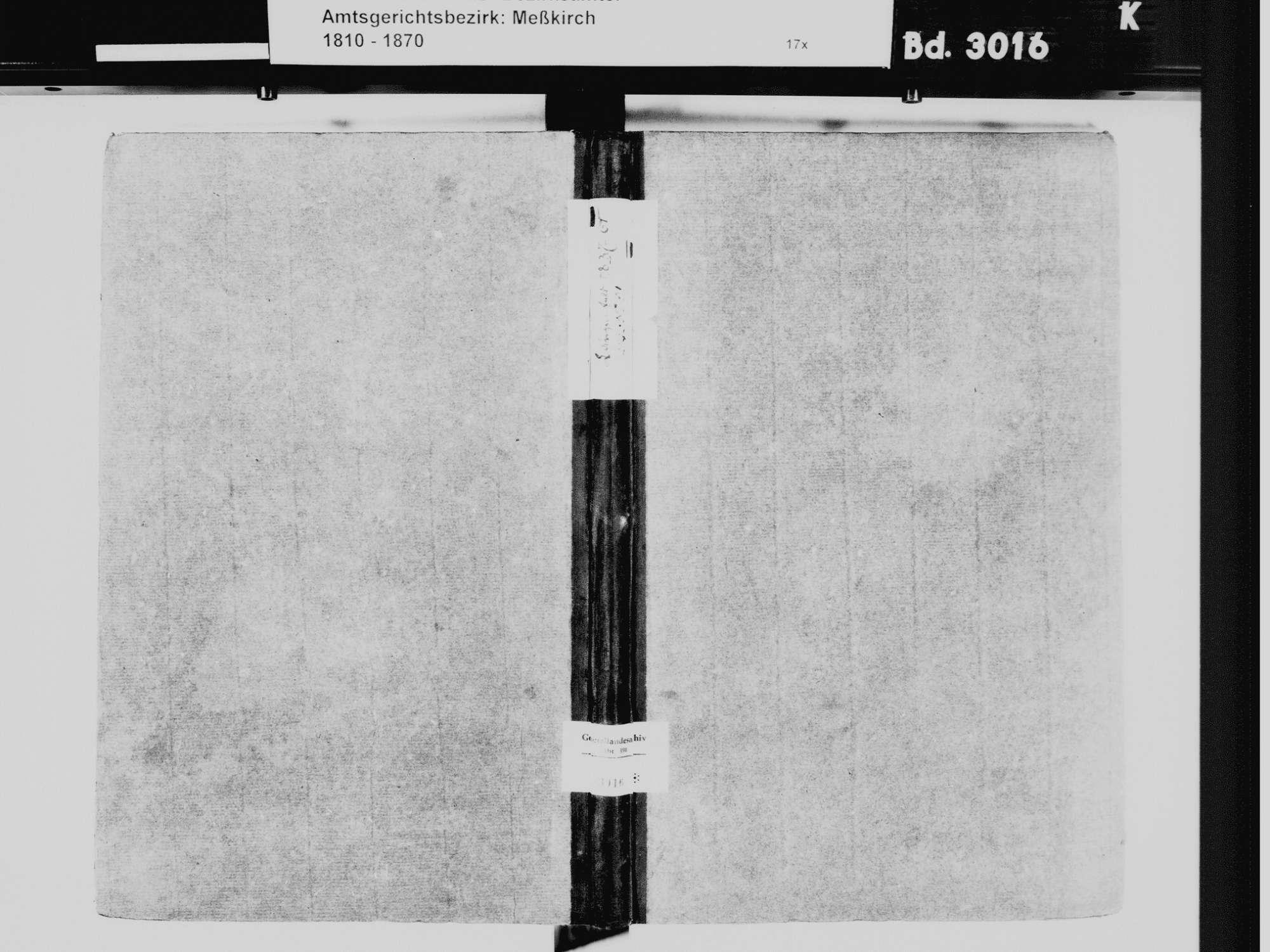 Lengenfeld, Leibertingen SIG; Katholische Gemeinde: Standesbuch 1837-1861, Bild 2