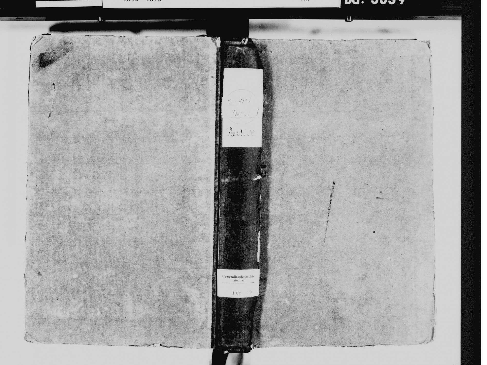 Sauldorf SIG; Katholische Gemeinde: Standesbuch 1836-1861, Bild 2