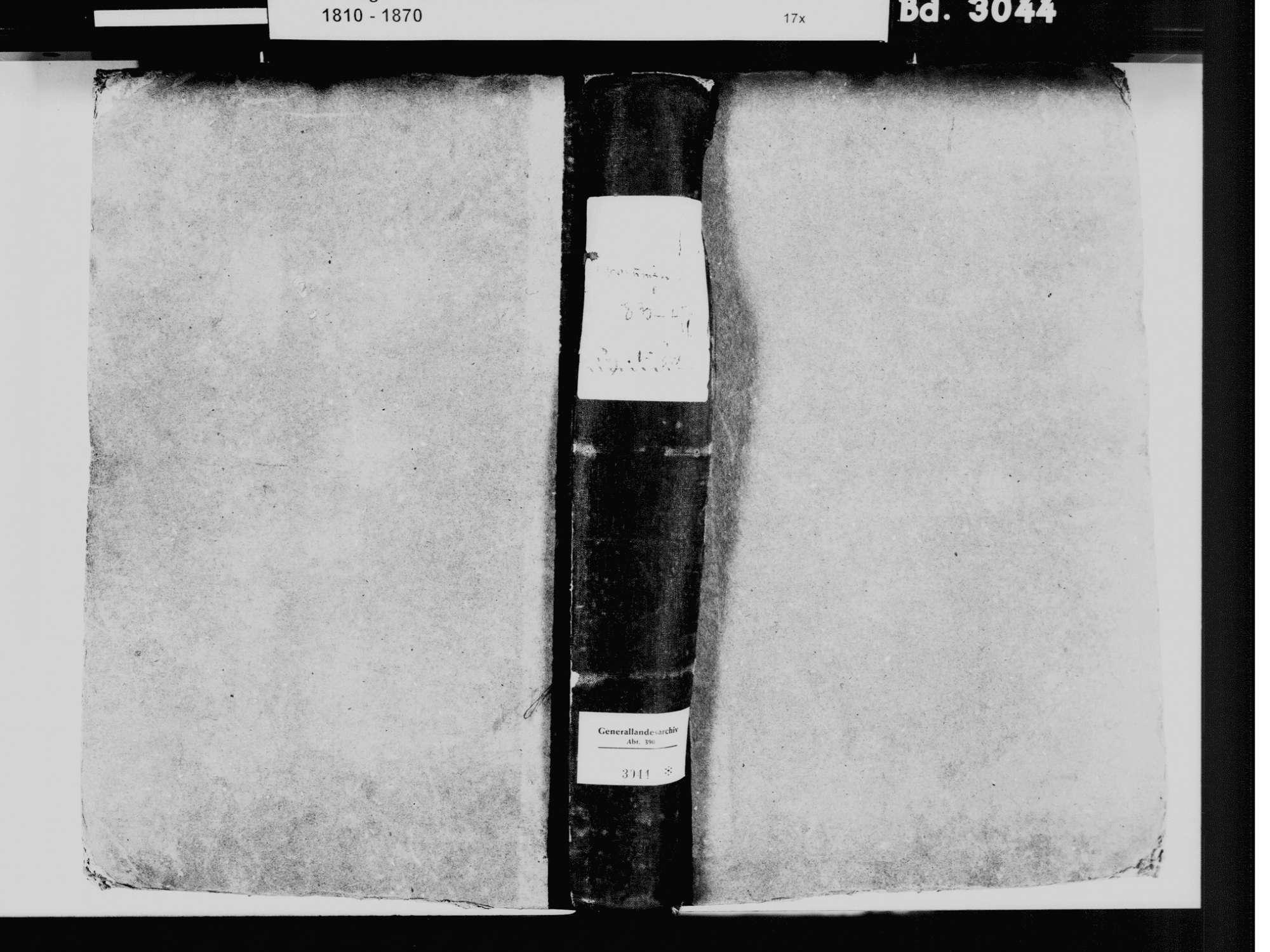 Schwenningen SIG; Katholische Gemeinde: Standesbuch 1830-1847, Bild 2