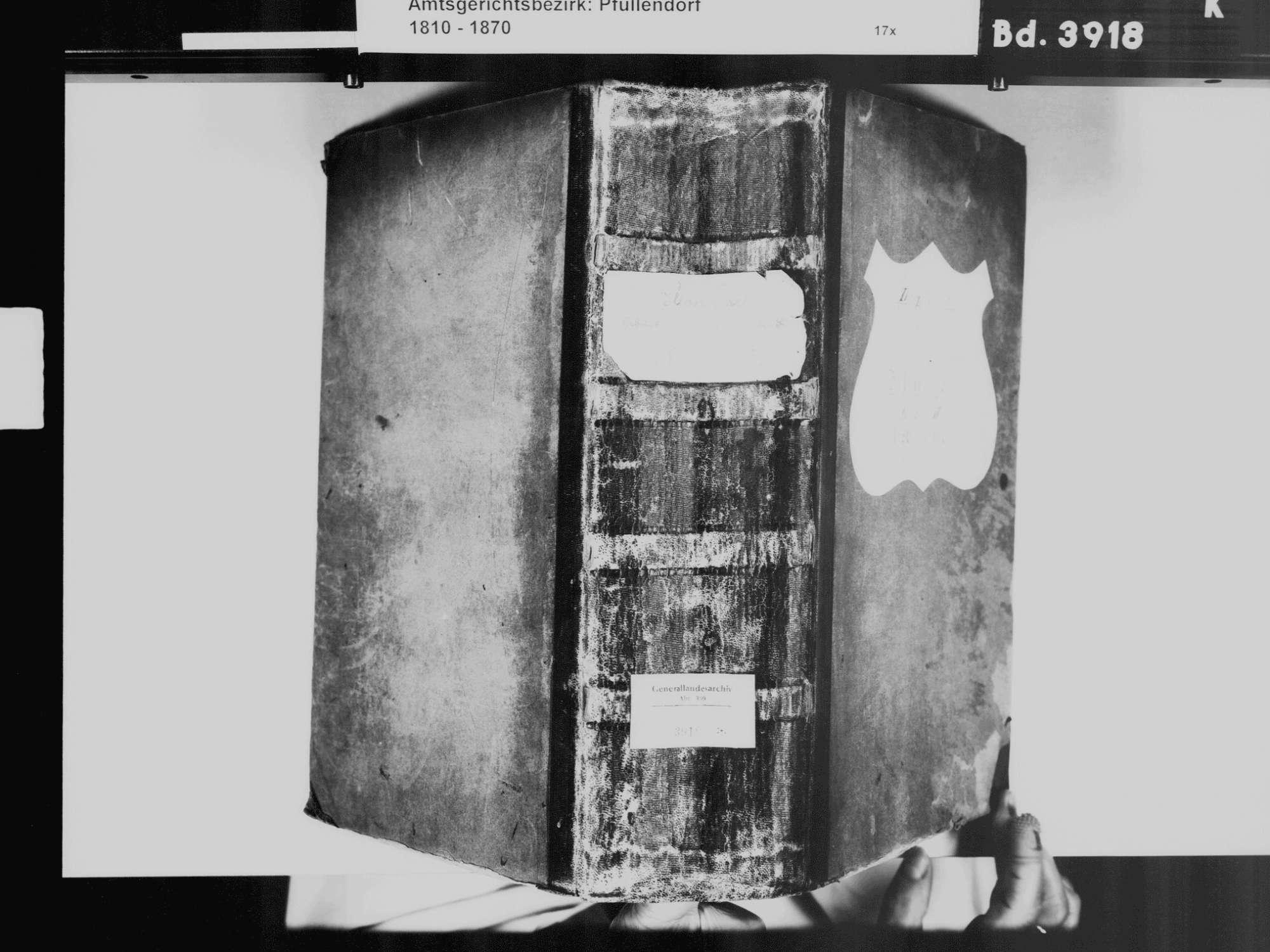 Illmensee SIG; Katholische Gemeinde: Standesbuch 1836-1870, Bild 2