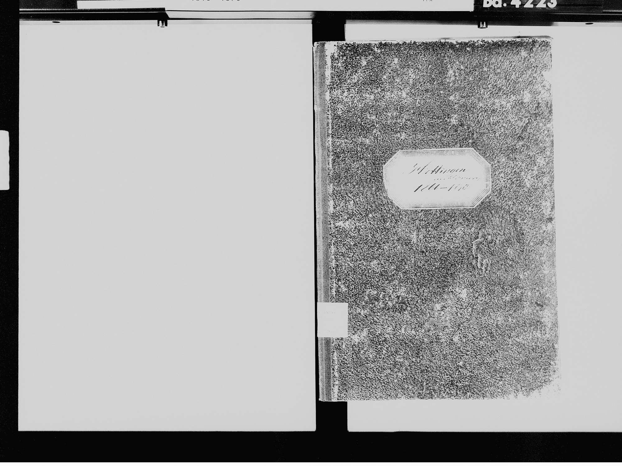 Hottingen, Rickenbach WT; Katholische Gemeinde: Sterbebuch 1866-1870, Bild 3