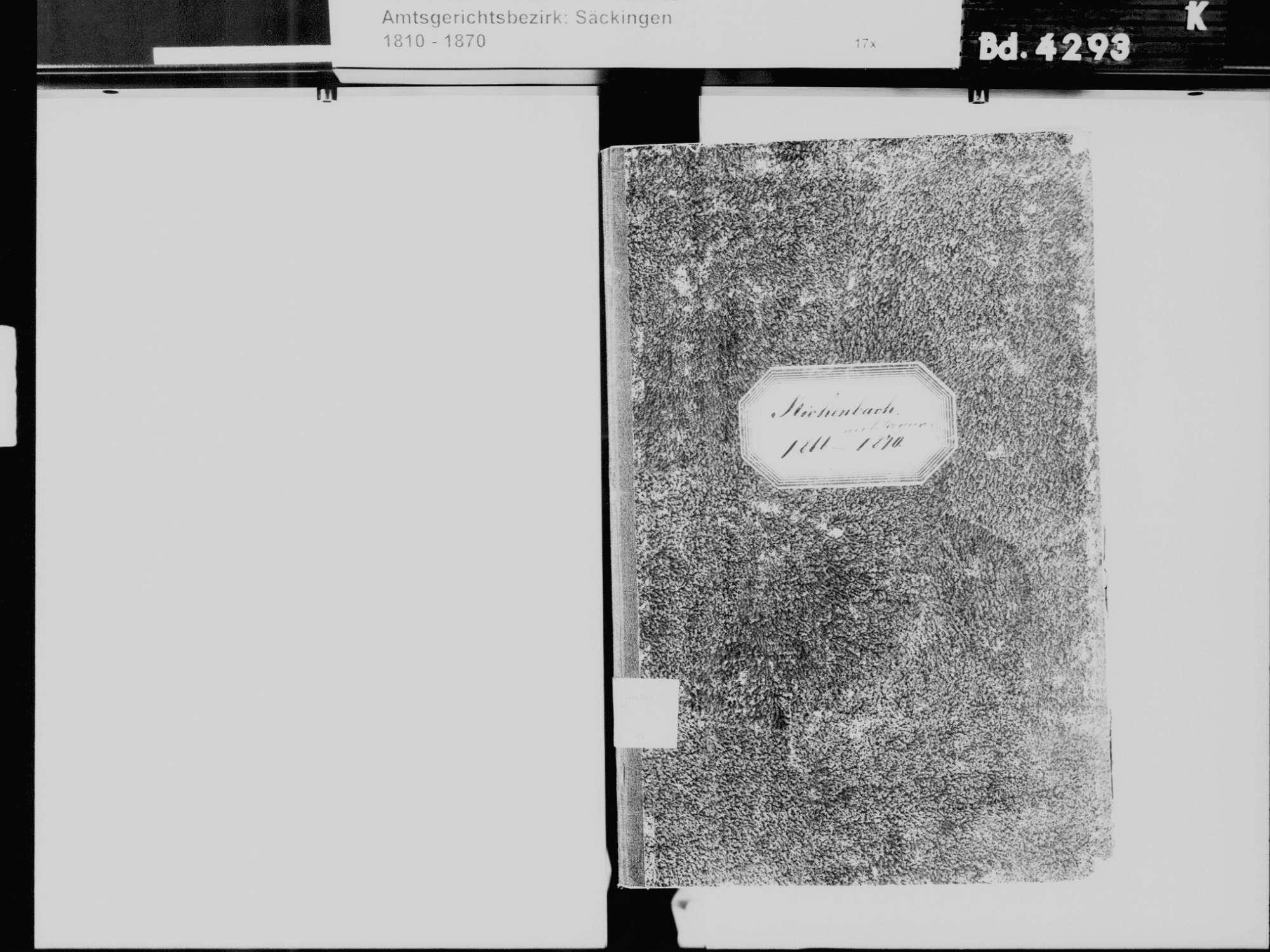 Rickenbach WT; Katholische Gemeinde: Sterbebuch 1866-1870, Bild 3