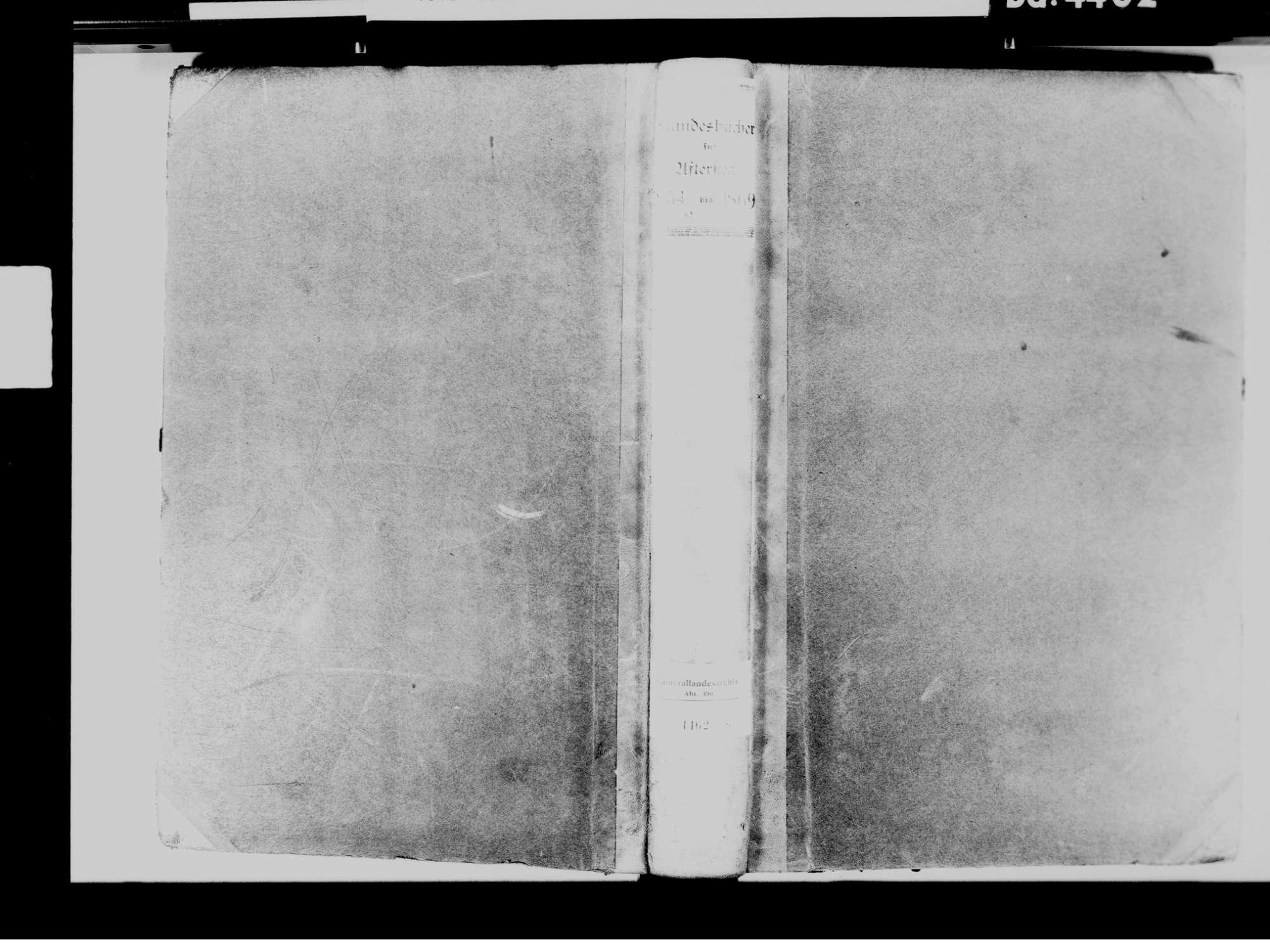 Aftersteg, Todtnau LÖ; Katholische Gemeinde: Standesbuch 1834-1869, Bild 2
