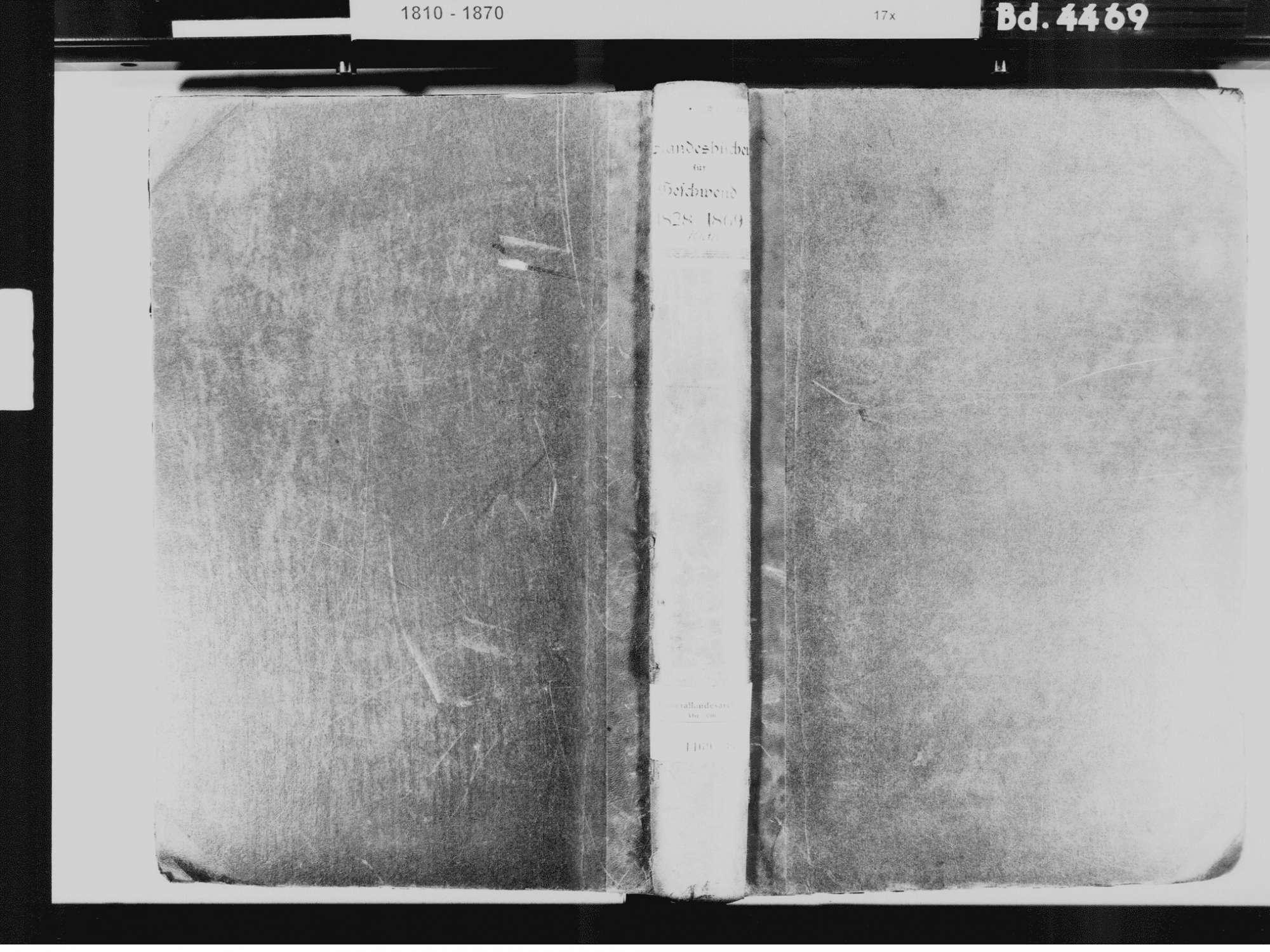 Geschwend, Todtnau LÖ; Katholische Gemeinde: Standesbuch 1828-1869, Bild 2