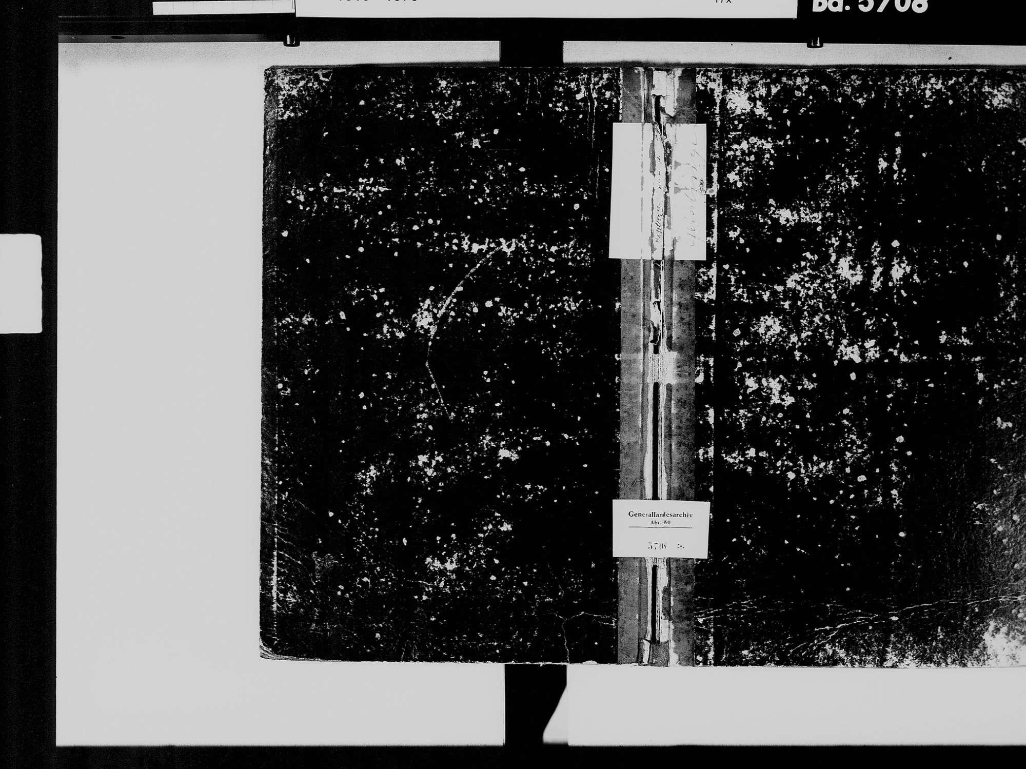 Geißlingen, Klettgau WT; Katholische Gemeinde: Geburtenbuch 1867-1869 Geißlingen, Klettgau WT; Katholische Gemeinde: Heiratsbuch 1867-1869 Geißlingen, Klettgau WT; Katholische Gemeinde: Sterbebuch 1867-1869, Bild 2
