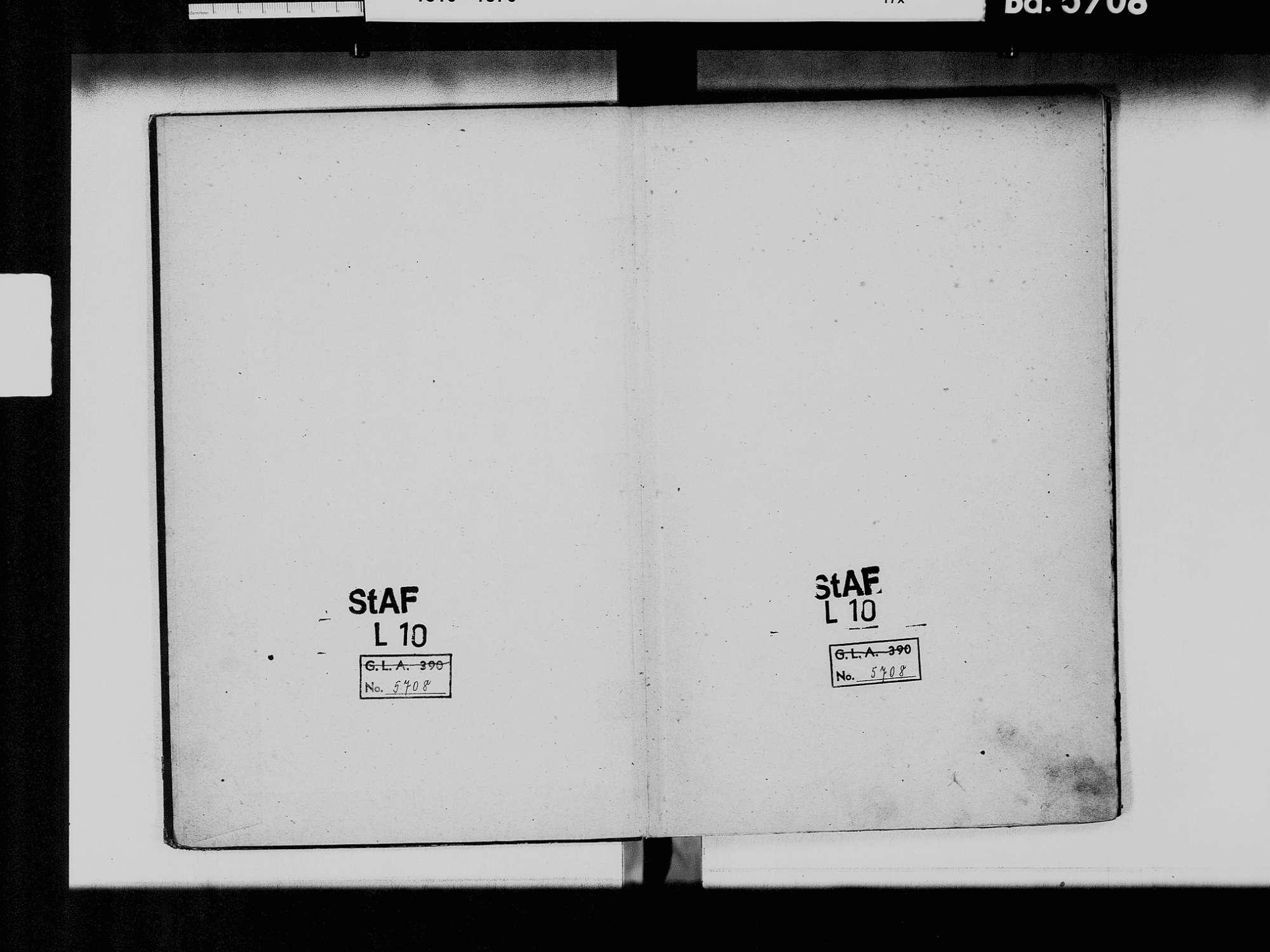 Geißlingen, Klettgau WT; Katholische Gemeinde: Geburtenbuch 1867-1869 Geißlingen, Klettgau WT; Katholische Gemeinde: Heiratsbuch 1867-1869 Geißlingen, Klettgau WT; Katholische Gemeinde: Sterbebuch 1867-1869, Bild 3