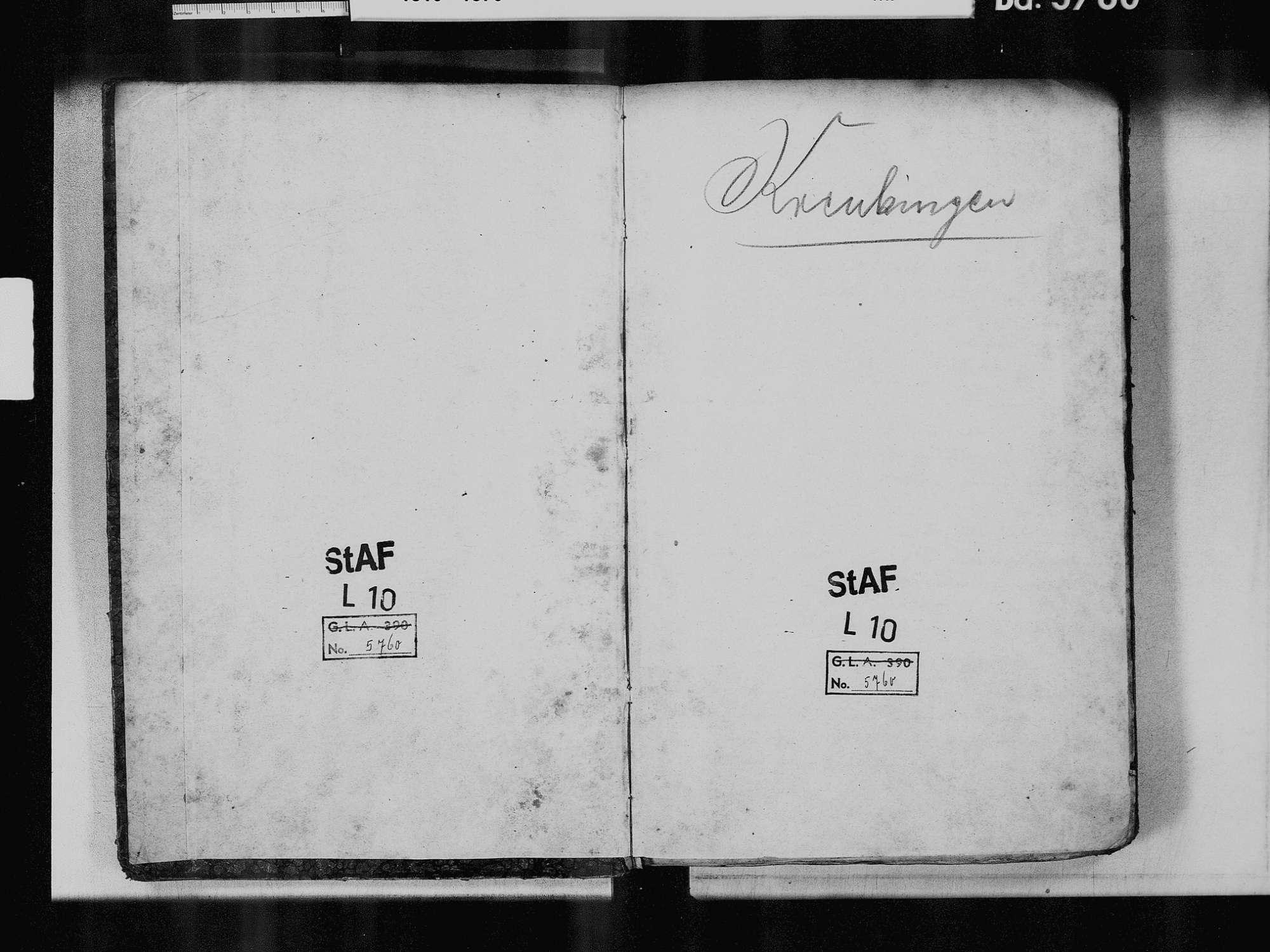 Krenkingen, Waldshut-Tiengen WT; Katholische Gemeinde: Geburtenbuch 1810-1869, Bild 3