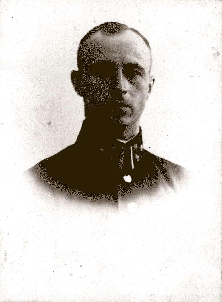 Hauptmann Brand, Bild 1