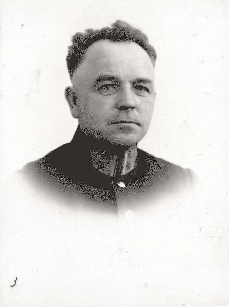 Technischer Obersekretär John, Bild 1