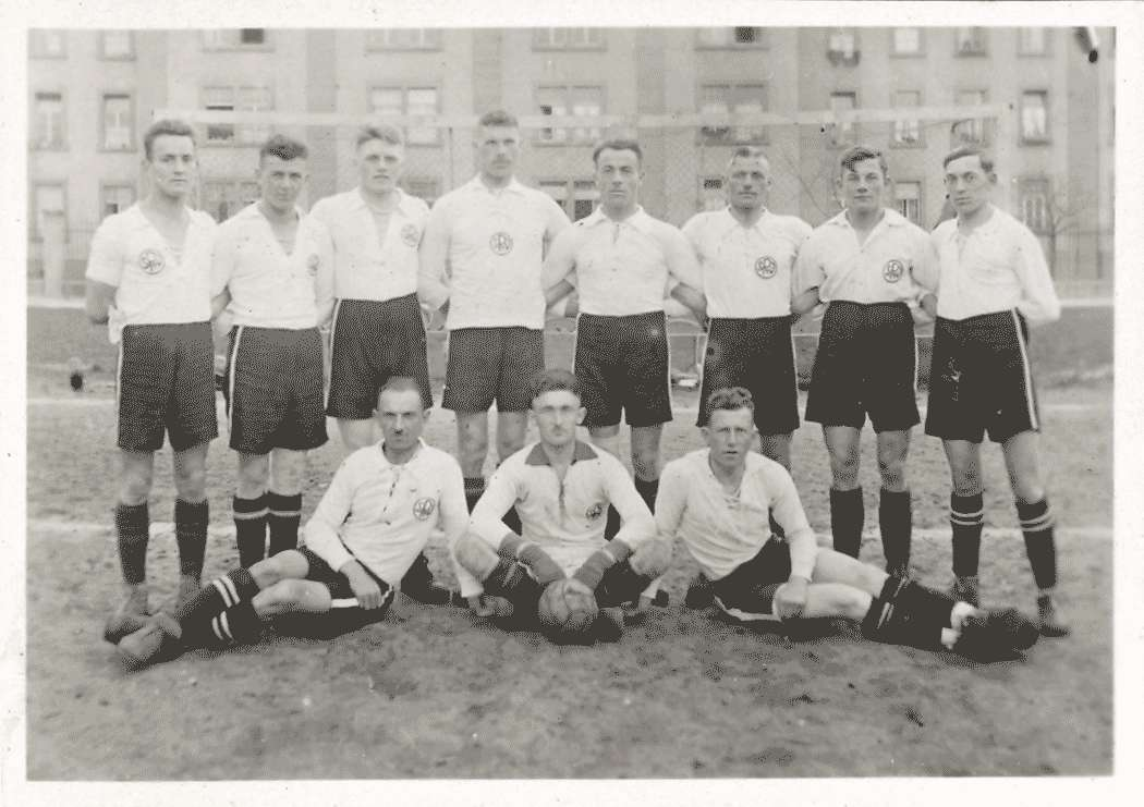 Die 2. Fußballmannschaft 1924, Bild 1