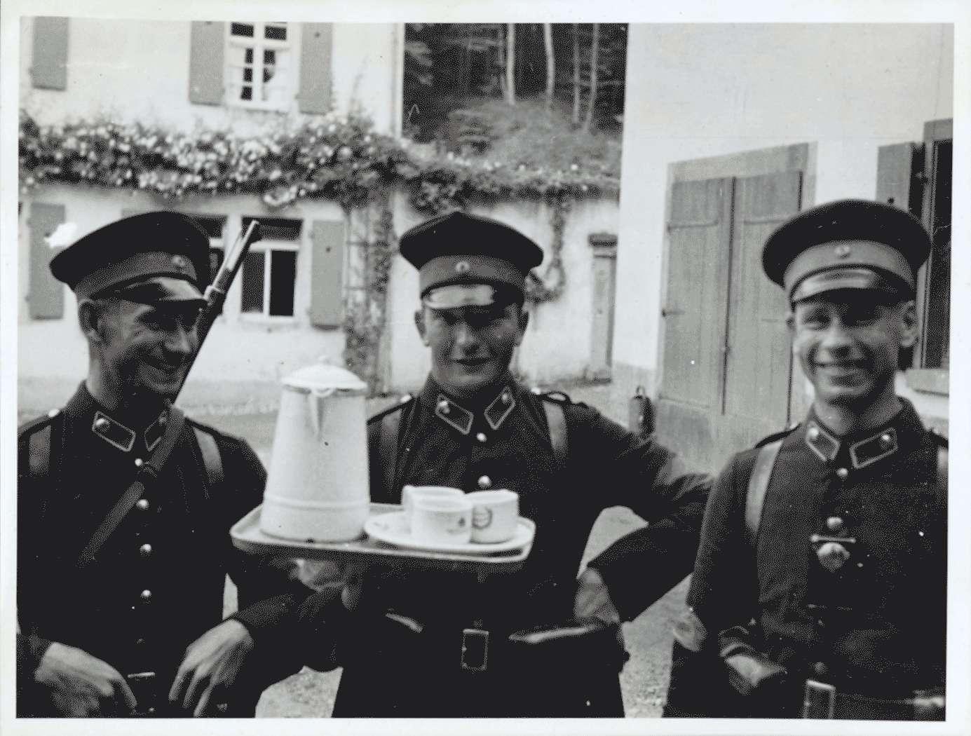 Um den Hünersedel (Polizeiübung vom 20. - 23. Juni 1932), Bild 1