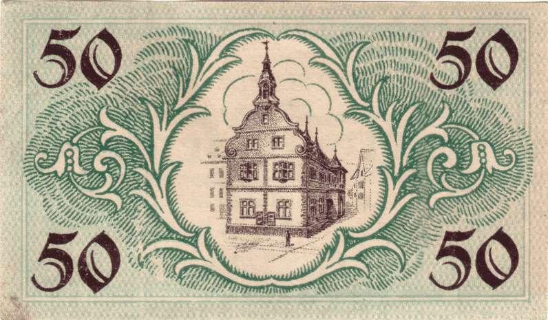 Notgeld der Stadt Lahr, Bild 2