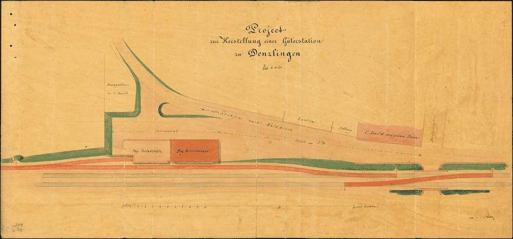 Eisenbahnbau; Band 2, Bild 1