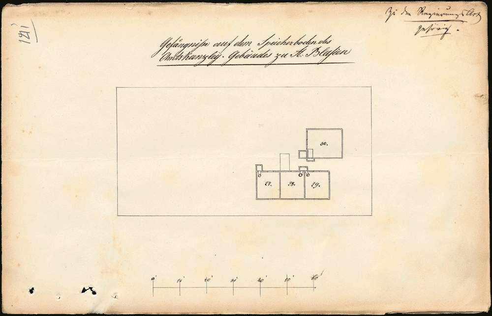 Bausachen; Amtsrevisorat in St. Blasien, Bild 1