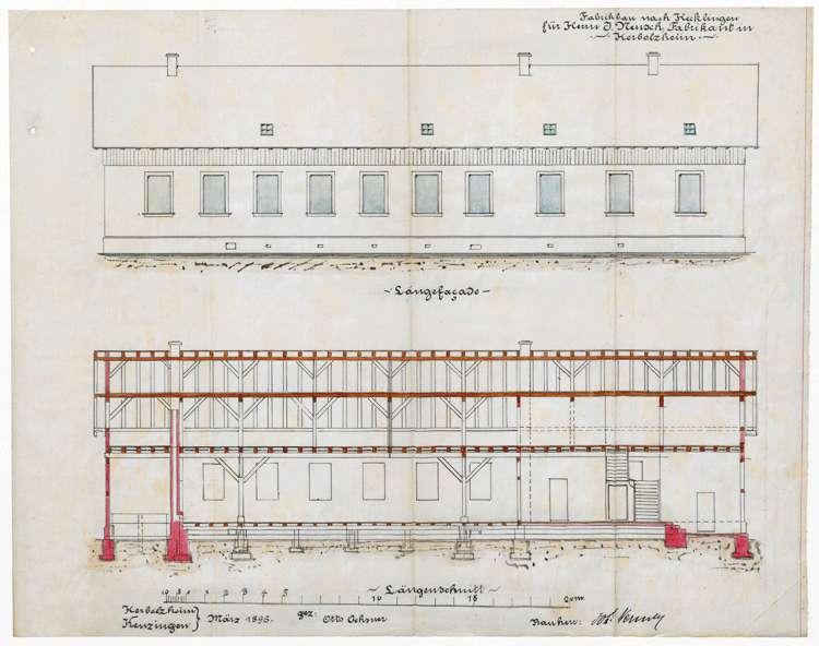 Errichtung und Betrieb einer Zigarrenfabrik in Hecklingen durch die Firma J. Neusch von Herbolzheim, Bild 3