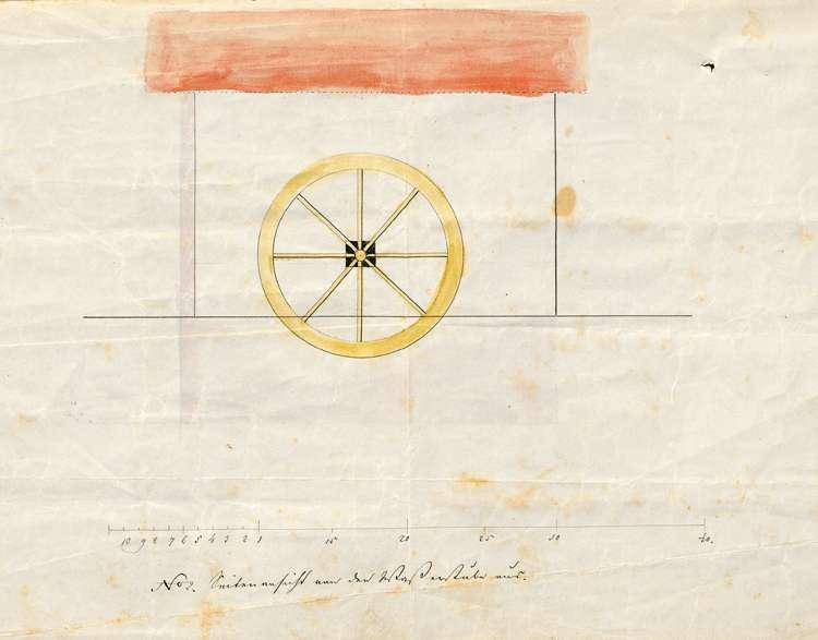 Gesuch des Martin Burger von Katzenmoos um Genehmigung zur Erbauung einer Mühle, Bild 3