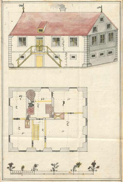 Erbauung und Unterhaltung des Schulhauses und sämtliche diesbezüglichen Verordnungen, Bild 2