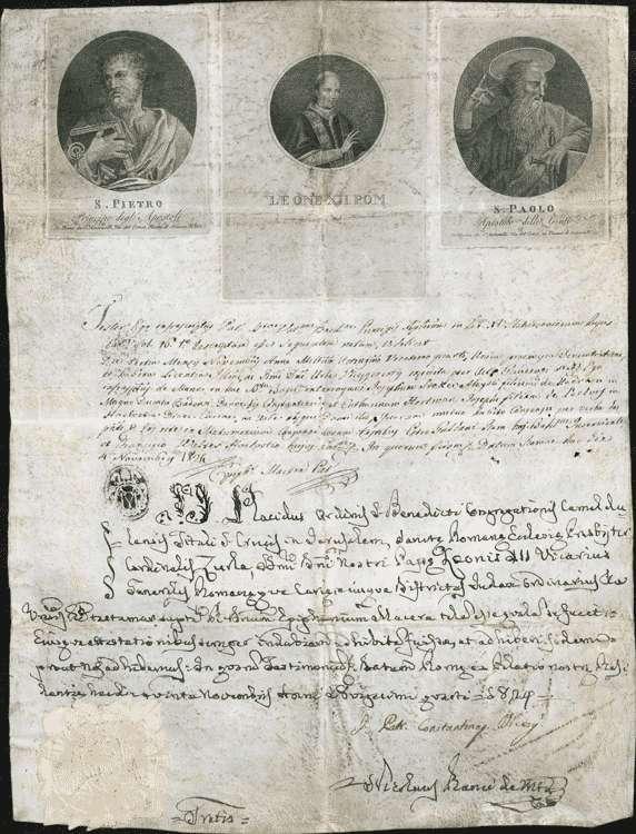 Heimatverhältnisse von Angehörigen der Familie Stocker, Bild 1