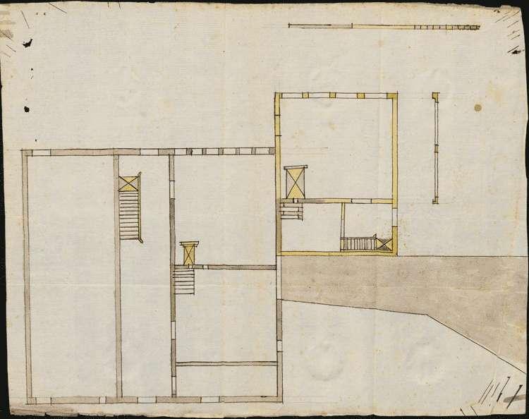 Erbauung und Unterhaltung des Schulhauses und die diesbezüglichen Anordnungen, Bild 2