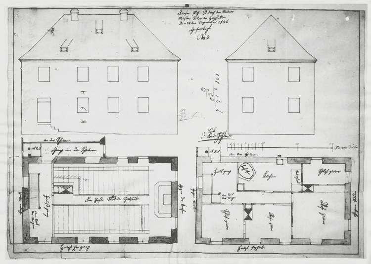 Erbauung eines Schulhauses und sämtliche diesbezüglichen Anordnungen, Bild 3