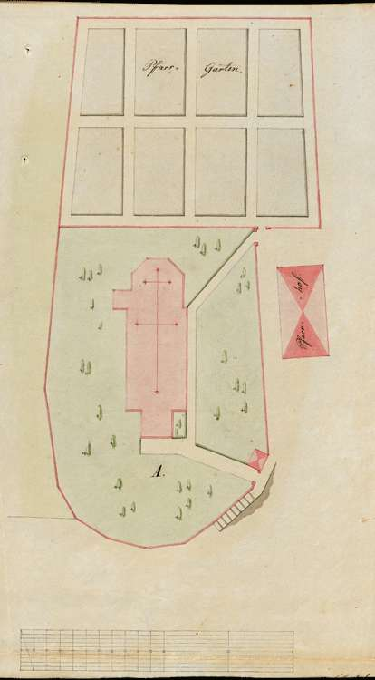 Kirchenbau zu Geißlingen, Bild 2