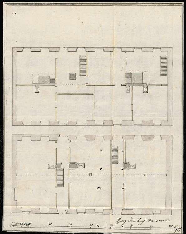 Aufhebung der St. Martins-Pfarrei zu Endingen, Nutzung der Wohnung der Pfarrei, Bild 2
