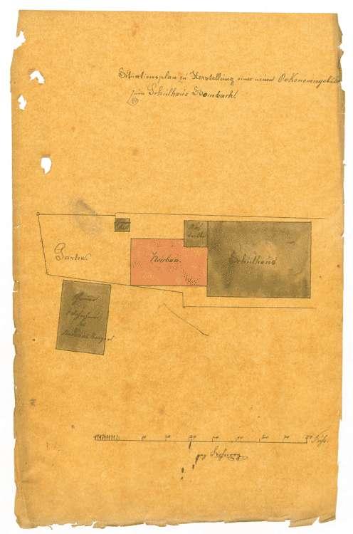 Lehrerwohnung im Schulhaus zu Bombach, Bild 2