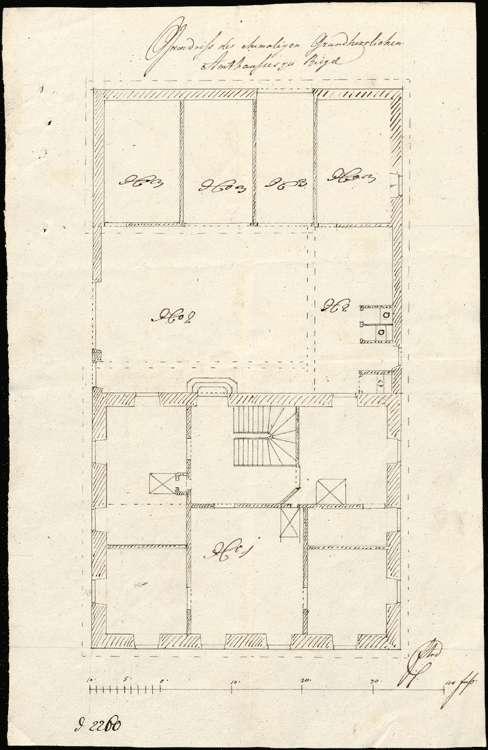 Ankauf des Amtshauses durch die Gemeinde Riegel, Bild 1