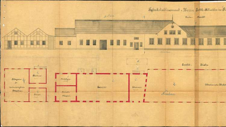 Genehmigung von Dampfkesselanlagen für Gotthard Allweiler zu ...