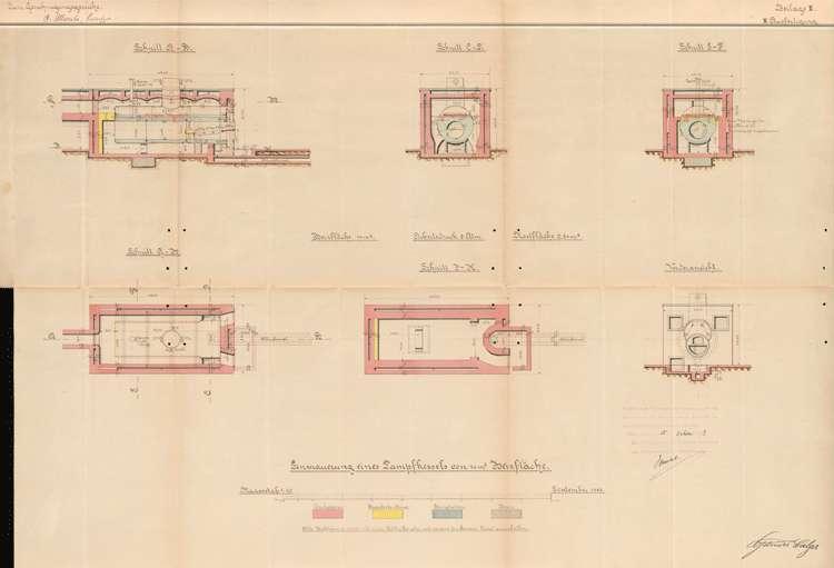 Genehmigung von Dampfkesselanlagen für Gotthard Allweiler in Radolfzell, Bild 3