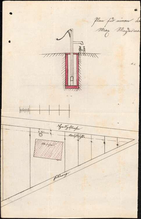 Herstellung von Pumpbrunnen durch Privatpersonen in Wollmatingen, Bild 1