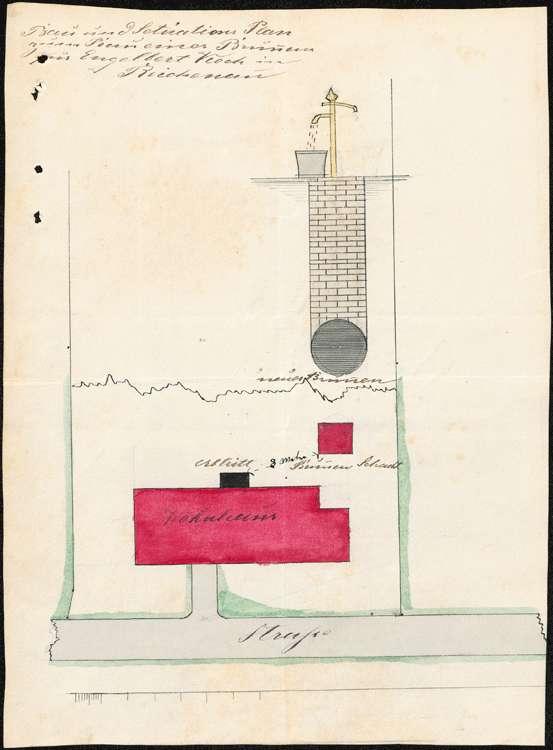 Errichtung von Brunnen auf der Reichenau, Bild 3