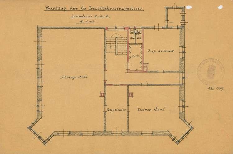 Bau und Unterhaltung des Rathauses in Kippenheim, Bild 3