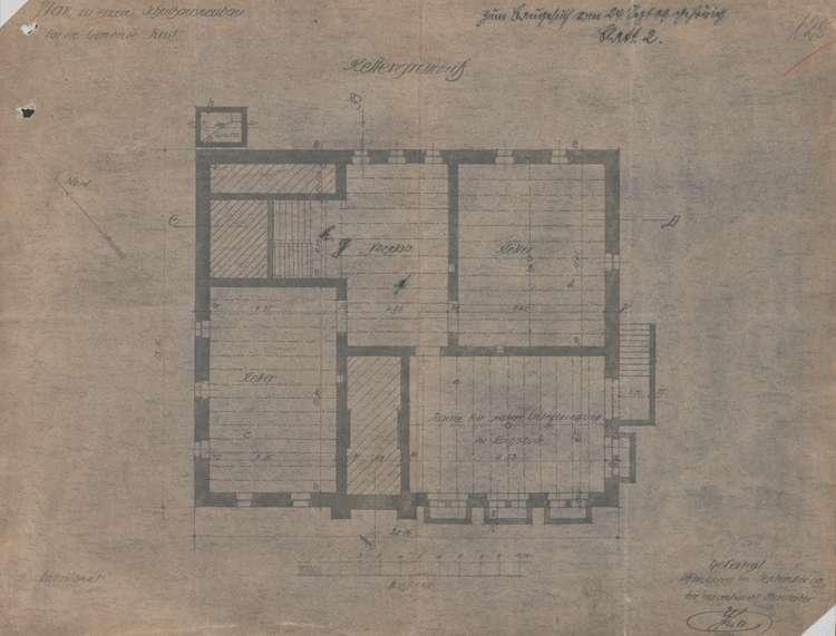 Neubau eines Schulhauses in Rust sowie dessen bauliche Unterhaltung und Verbesserung, Bild 2