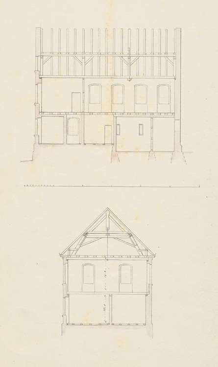 Planung und Bau eines Gemeindehauses in der Gemeinde Heiligenzell, Bild 2