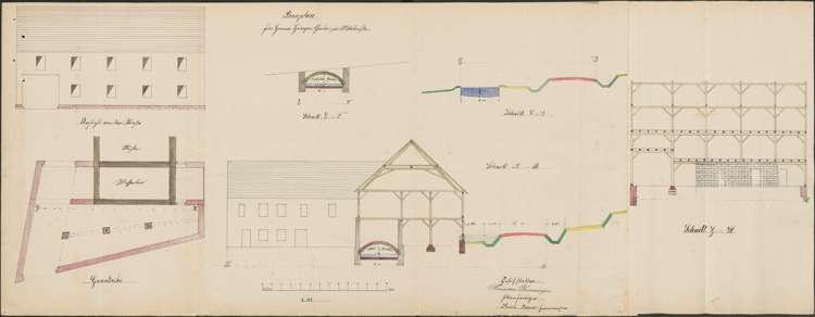 Errichtung der Mittelmühle in Ettenheim durch den Gerber Hermann Henninger und Landolin Henninger ebendort sowie Betrieb der Mühle, Bild 3