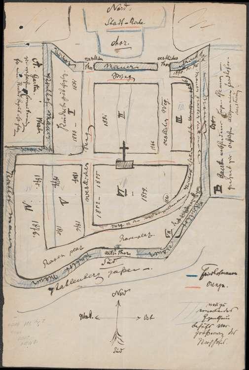 Einrichtung und Betrieb des Friedhofs in Ettenheim sowie Erlassung einer Freidhofsordnung, Bild 1