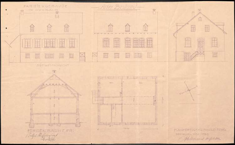 Errichtung einer katholischen Kinderschule und eines Schwesternhauses in Kuhbach, Bild 2