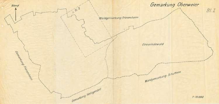 Verpachtung der Gemeindejagd von Oberweier, Bild 1