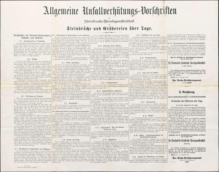 Eröffnung und Betrieb einer Sandgrube in Friesenheim durch die Witwe des Georg Bär ebendort, Bild 2