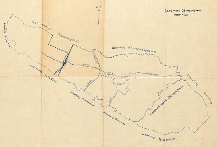 Verpachtung der Gemeindejagd in Oberschopfheim, Bild 2