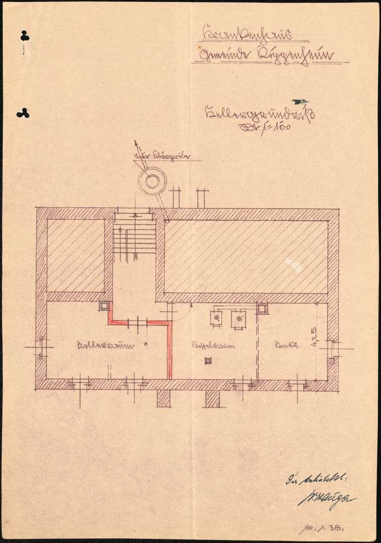 Errichtung und Betrieb des Georg von Stulz