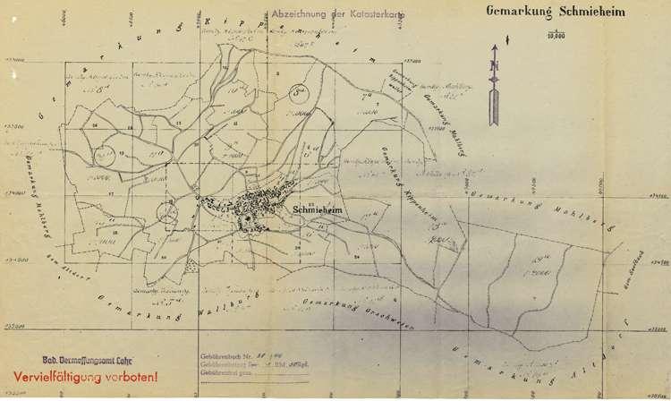 Verpachtung der Gemeindejagd auf Gemarkung Schmieheim, Bild 2